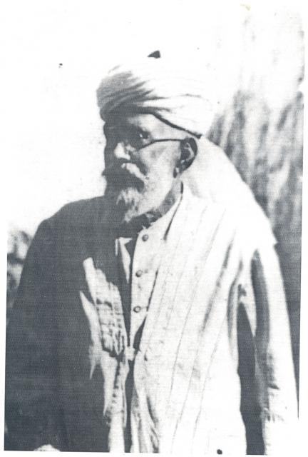 Patras Bokhari's Father - Syed Asadullah Shah Bokhari